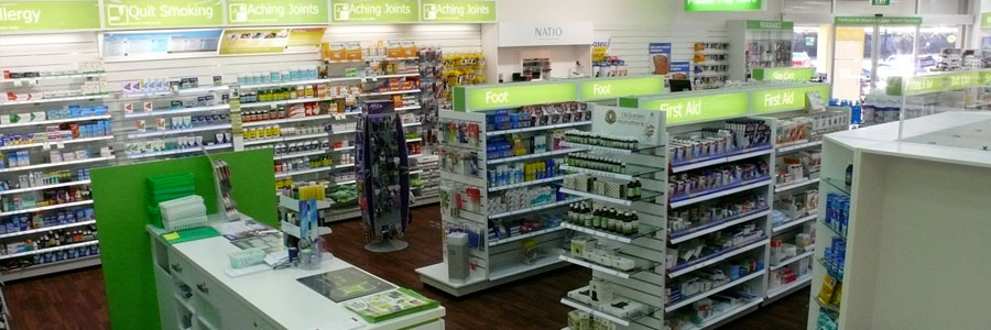 Pharmacies and Health Care Design & Fitouts