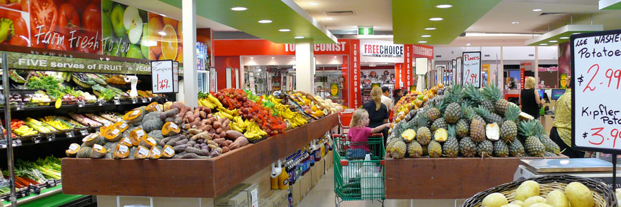 Supermarket Design & Shopfitting