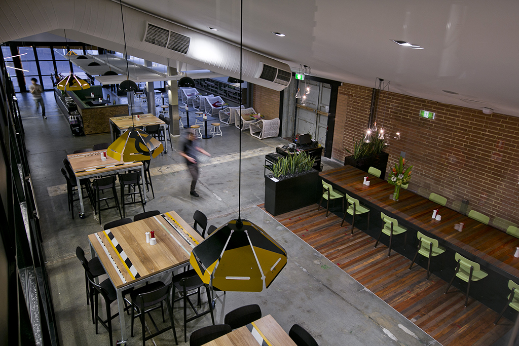 Typika Artisan Roasters Caf 233 Fitout Jbm Projects