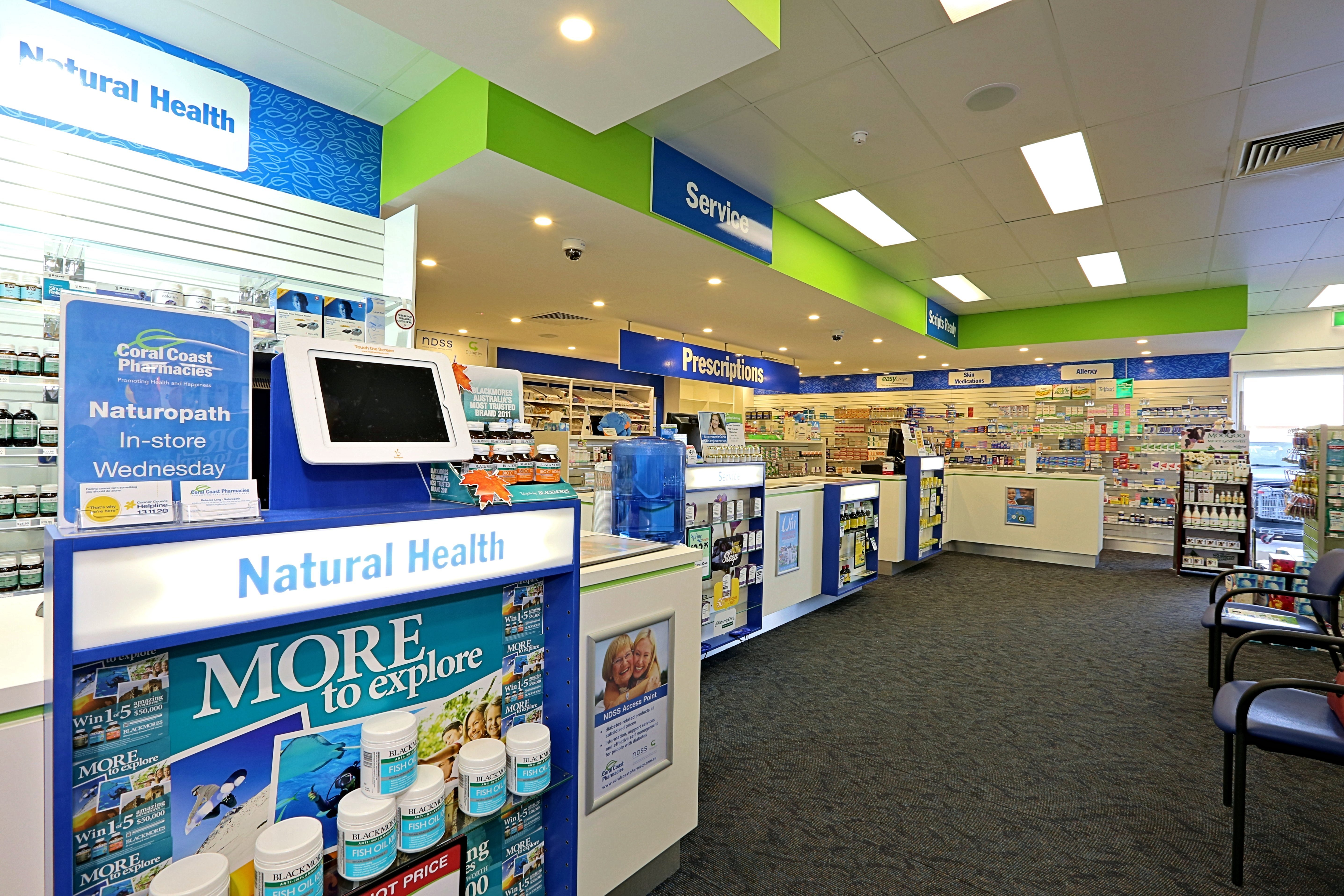 Pharmacies And Health Care JBM Projects