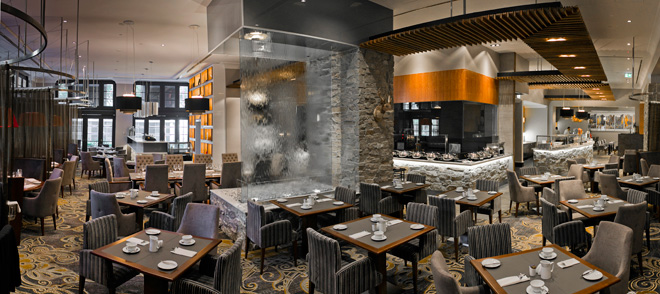 Duxton Hotel Perth Firewater Grille JBM projects